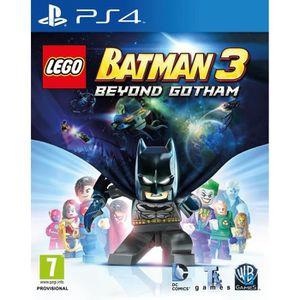 JEU PS4 LEGO BATMAN 3 : JENSEITS VON GOTHAM [IMPORT ALL…