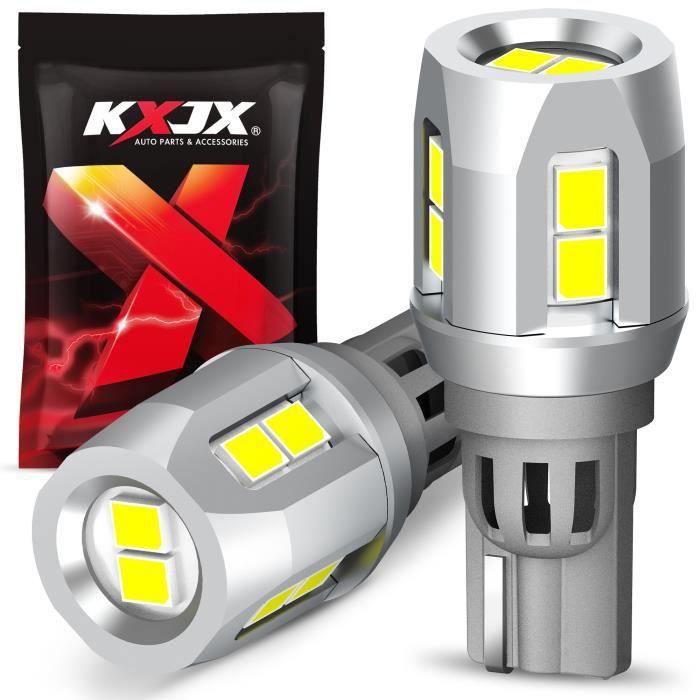 2 pièces W16W T15 LED Canbus aucune erreur ampoules 921 912 LED feu de secours voiture lampe de stationnement inverse [7047675]