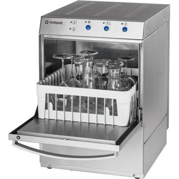 Lave verre inox pompe de vidange 350 x 350