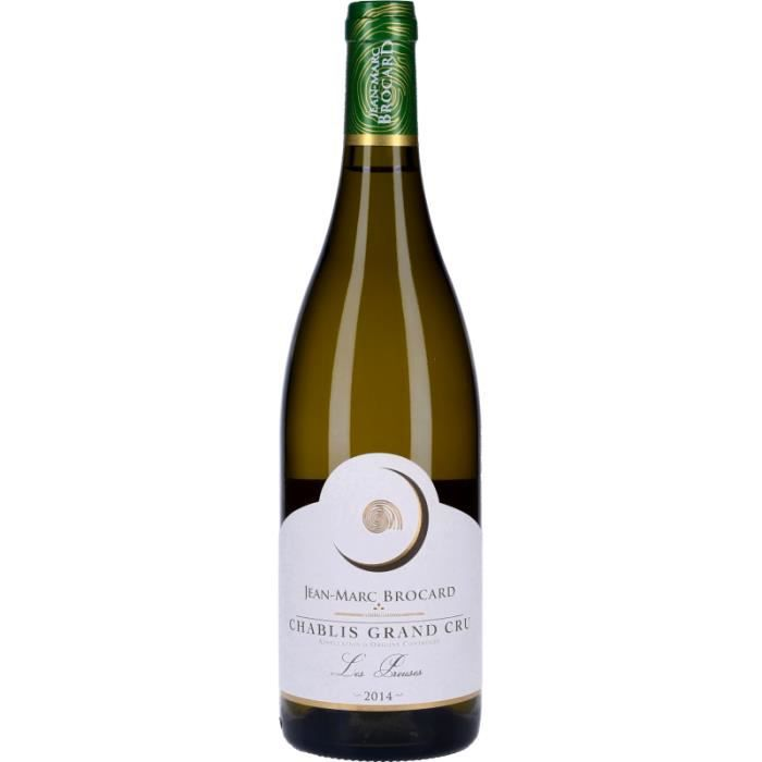 Vin Blanc - Chablis Grand Cru Les Preuses 2014 - Bouteille 75cl