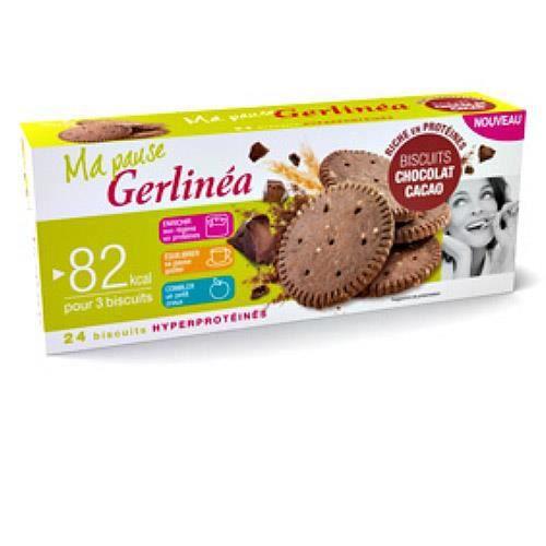 GERLINEA Biscuits chocolat cacao - 150 g