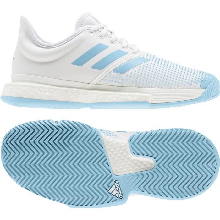 Chaussures de tennis femme adidas SoleCourt Boost Parley