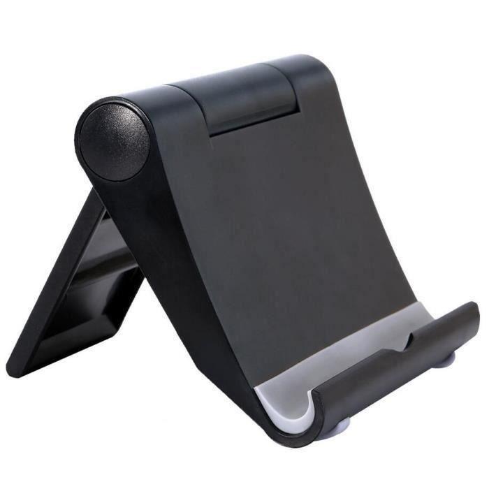 Support Bureau pour Gionee S Plus Universel Pliable Noir