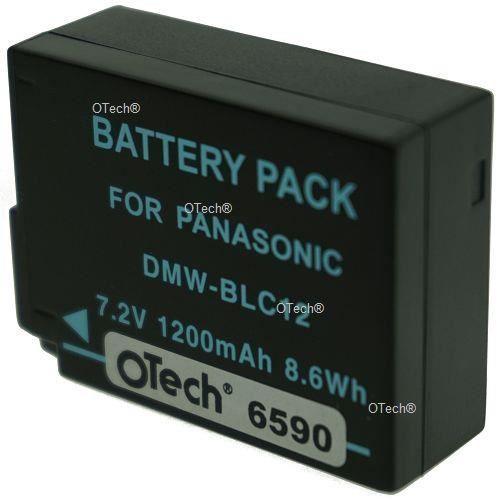 Batterie pour PANASONIC LUMIX DMC-FZ300