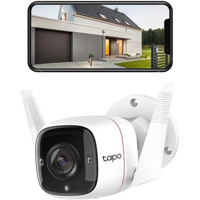 TAPO C310 Caméra de sécurité WiFi Outdoor