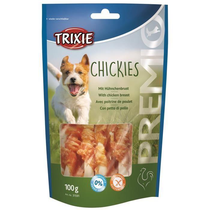 TRIXIE PREMIO Chickies 100 g pour chien