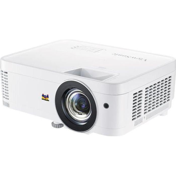 VIEWSONIC Projecteur DLP PX706HD Objectif Focale Courte - 16:9 - 3D Ready - Full HD - Résolution 1920 x