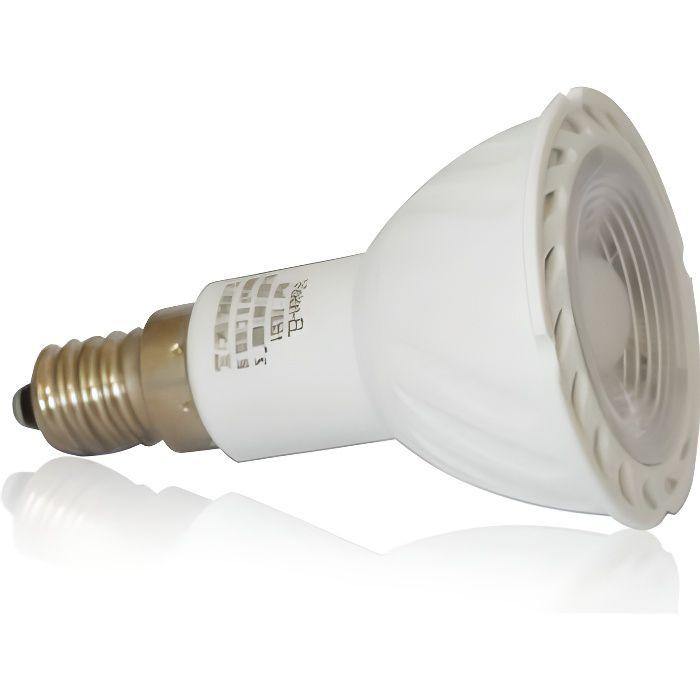 Ampoule LED COB E14 4W 4000°k 75° Blister