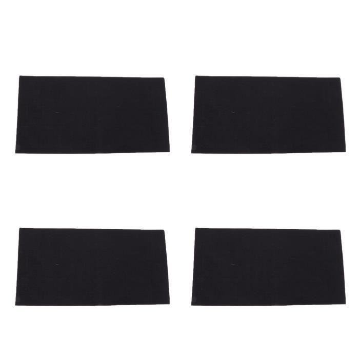 4pcs Correctifs de réparation pour doudoune pour sac de couchage