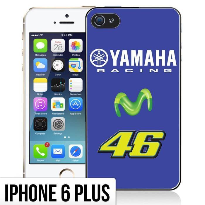 coque iphone 6 plus 6s plus yamaha movistar val