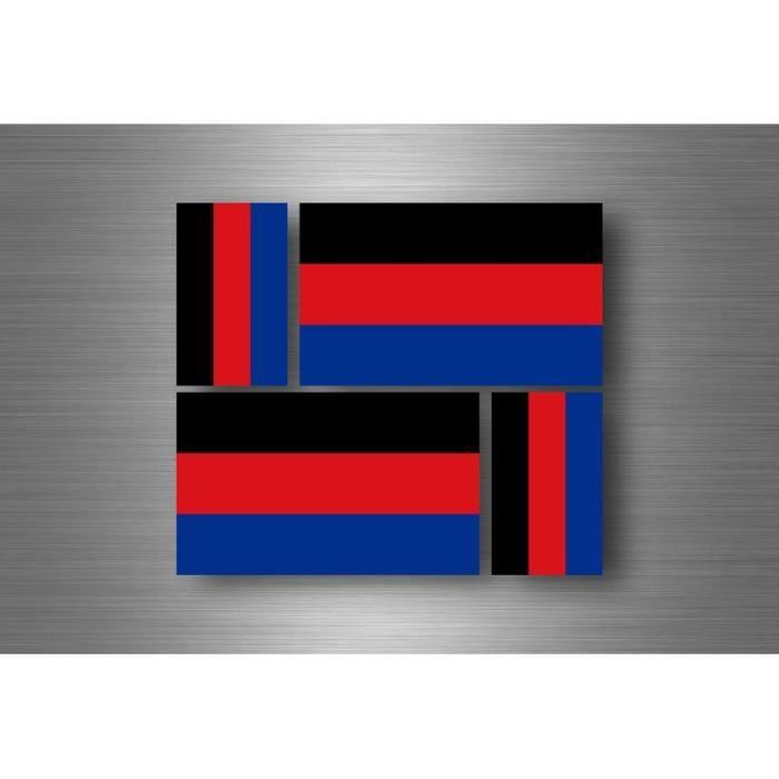 Autocollant sticker drapeau france fran/çais moto voiture adhseif vinyl vinyle