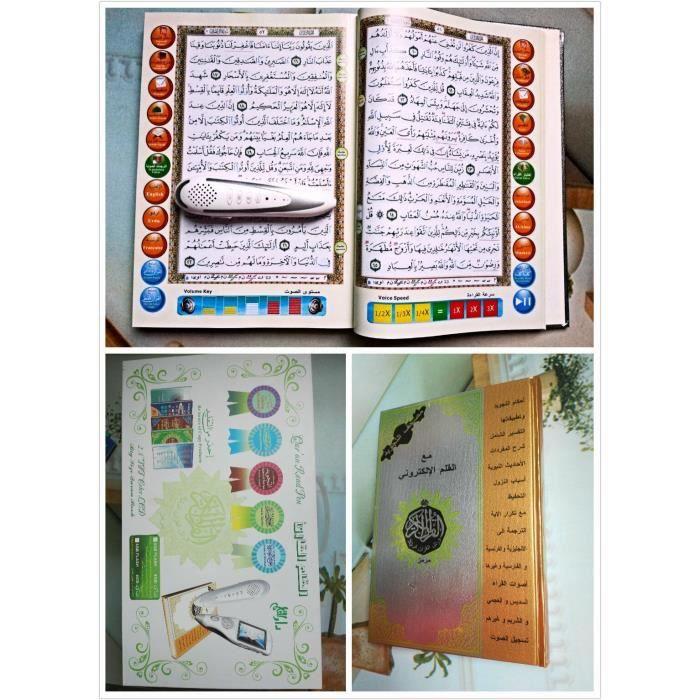 LECTEUR MP3 Ramadan GigaTag ® Stylo liseur Coran  xxl 295x205x