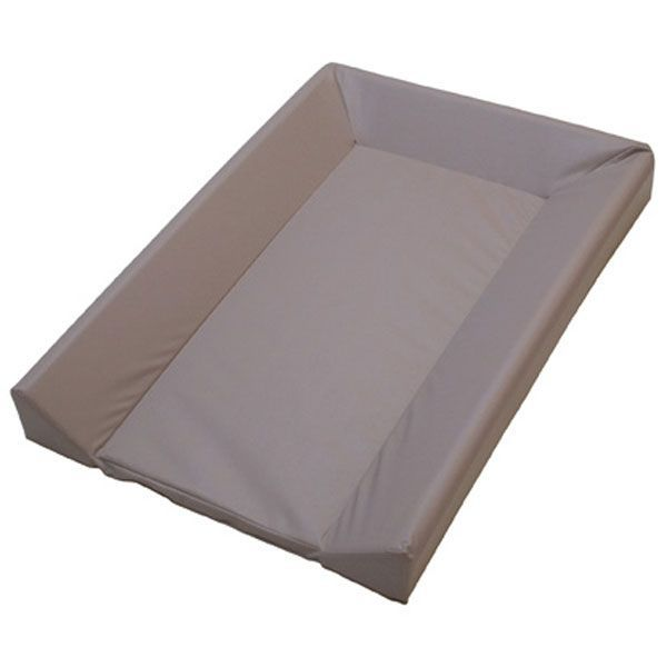 matelas a langer pvc luxe taupe achat vente matelas langer matelas a langer pvc luxe. Black Bedroom Furniture Sets. Home Design Ideas