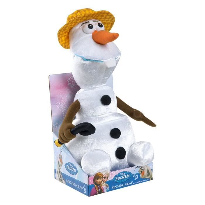 PELUCHE Disney – La Reine des Neiges – Olaf – Peluche Chan
