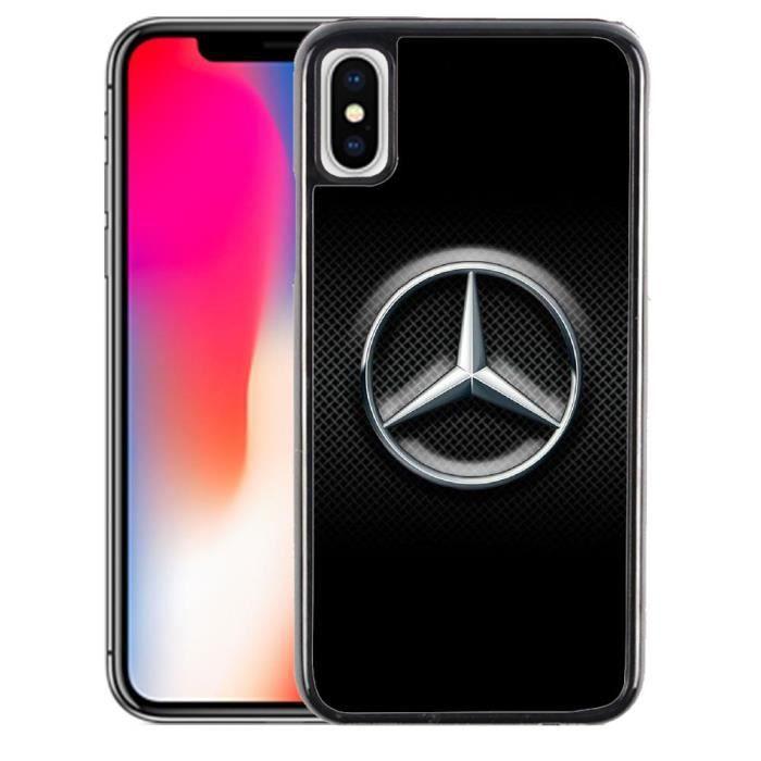 Coque iPhone XR Mercedes Design - Cdiscount Téléphonie