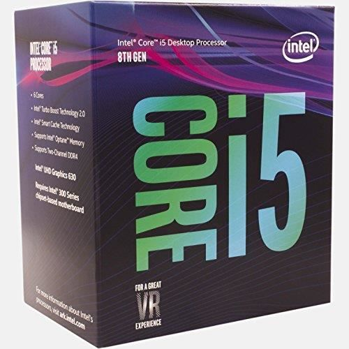 PROCESSEUR INTEL Processeur Core i5 8400 2,80 GHz Socket 1151