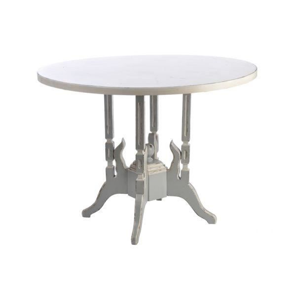 Table repas ronde majel achat vente table manger for Table repas ronde