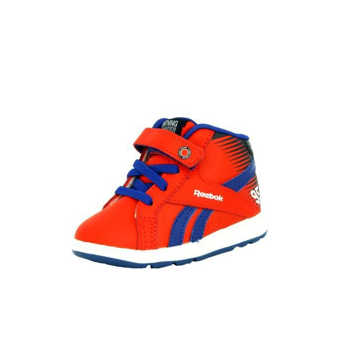 Reebok CLASSIC CARS COURT MID Chaussures Sneakers