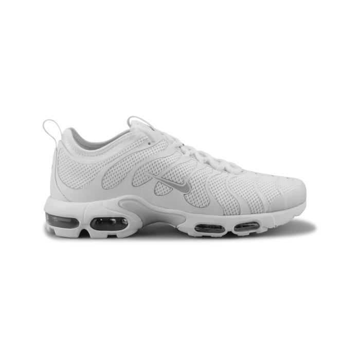 air max plus tn blanche