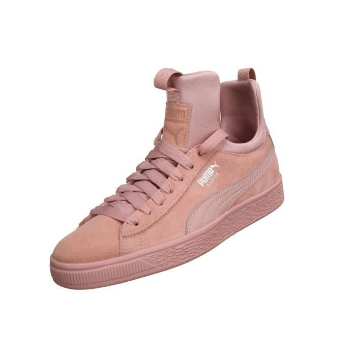 Basket Puma Suede Fierce Wn S 366010 - 01 Rose TdgLelA