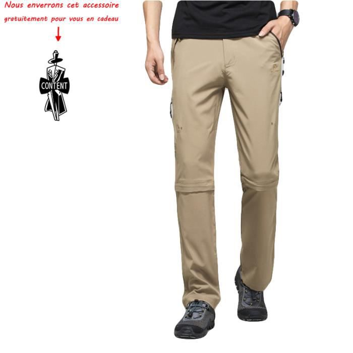pantalon homme hiver