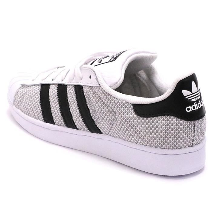 Chaussures Superstar Gris Homme Adidas sdmy97y6o ...