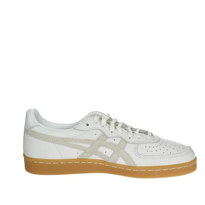 Petite Sneakers 40 Homme Asics Blanc gqAOgd