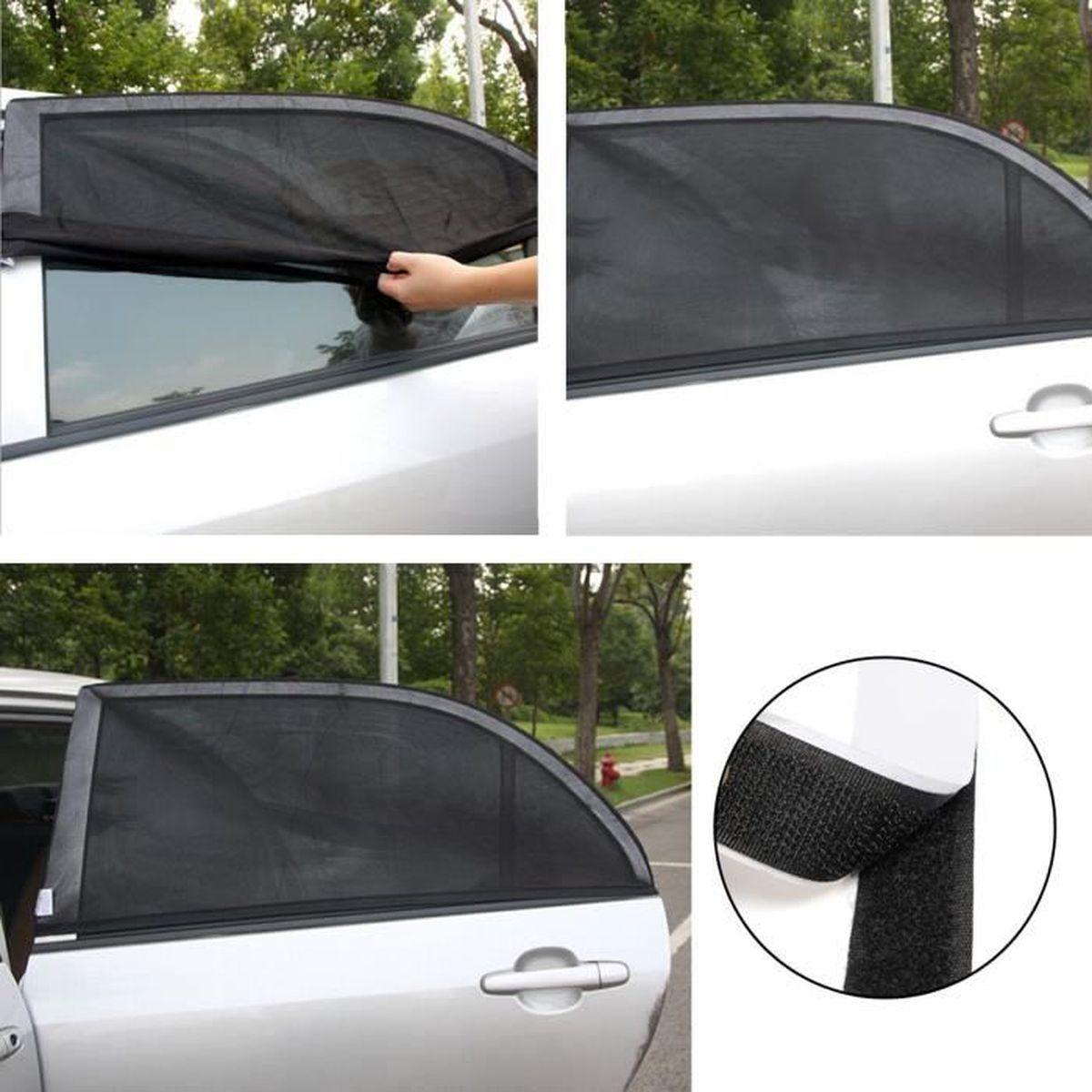 Pare-Soleil de Voiture r/étractable Pare-Brise de Pare-Brise de Voiture Protection Anti-UV de fen/être MEGAN Parasol de Pare-Brise de Voiture