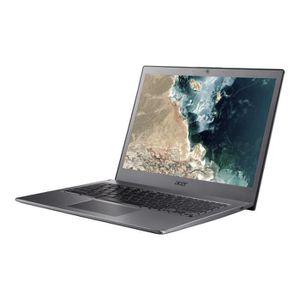 """Vente PC Portable ACER Chromebook 13 CB713-1W-P8P2 - Pentium 4415U / 2.3 GHz - Chrome OS - 8 Go RAM - 32 Go eMMC - 13.5"""" pas cher"""