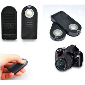 TÉLÉCOMMANDE PHOTO télécommande sans fil pour Nikon D90 D60 D80 D5000