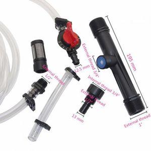 """1/"""" Irrigation Venturi Engrais Mixer Injecteurs Agriculture Jardin Eau Tube"""