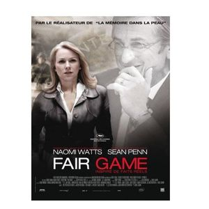 DVD FILM DVD Fair game