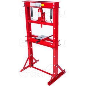 PRESSE Presse hydraulique d'atelier 12 tonnes