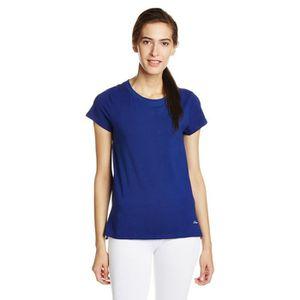 T-SHIRT T-shirt solide de femmes OKDB0 Taille-36