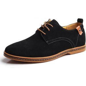 de ville derby cuir Chaussure homme kiuOXZP