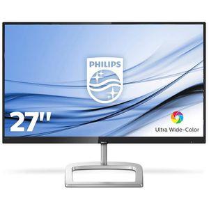 ECRAN ORDINATEUR Philips E Line Moniteur LCD incurvé avec Ultra Wid