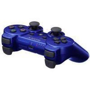MANETTE JEUX VIDÉO DualShock 3 Sony Bleue