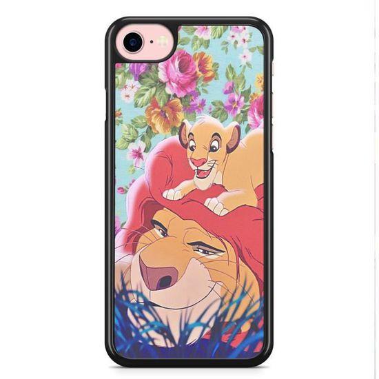 coque iphone 5c disney simba le roi lion the lion