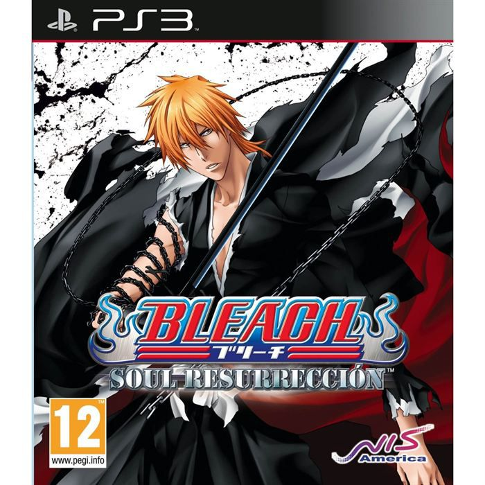 Bleach game - d4ffc