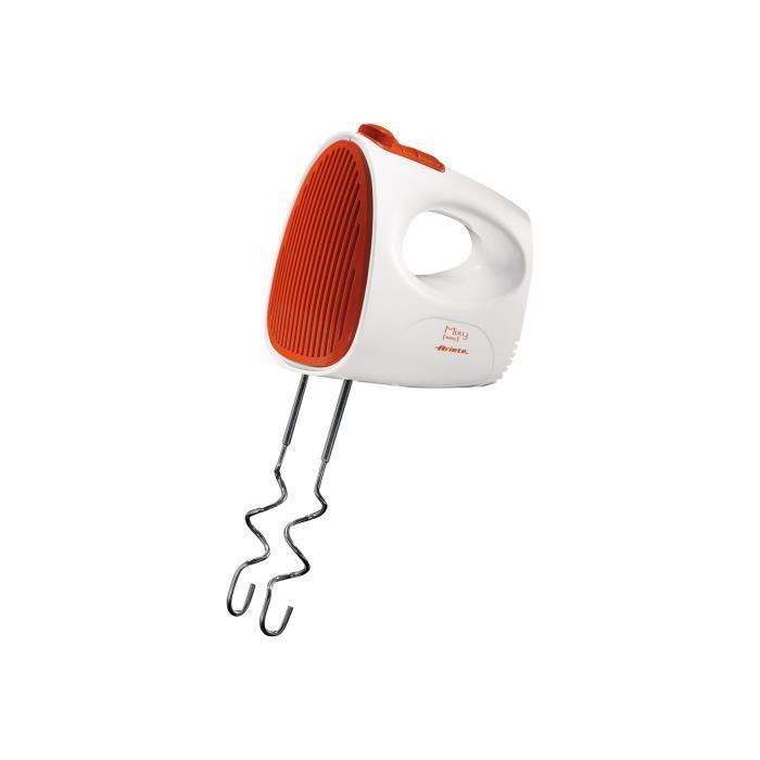 Ariete 1541 Mixy - Batteur à main - 250 Watt - orange