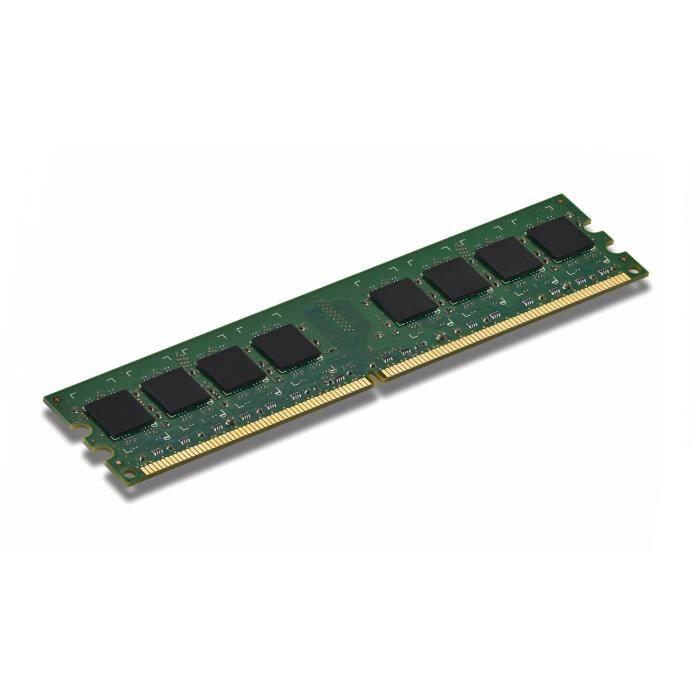 FUJITSU RAM DDR4 - 16 Go - DIMM 288 broches - 2933 MHz / PC4-23400 - 1.2 V - Mémoire enregistré - ECC
