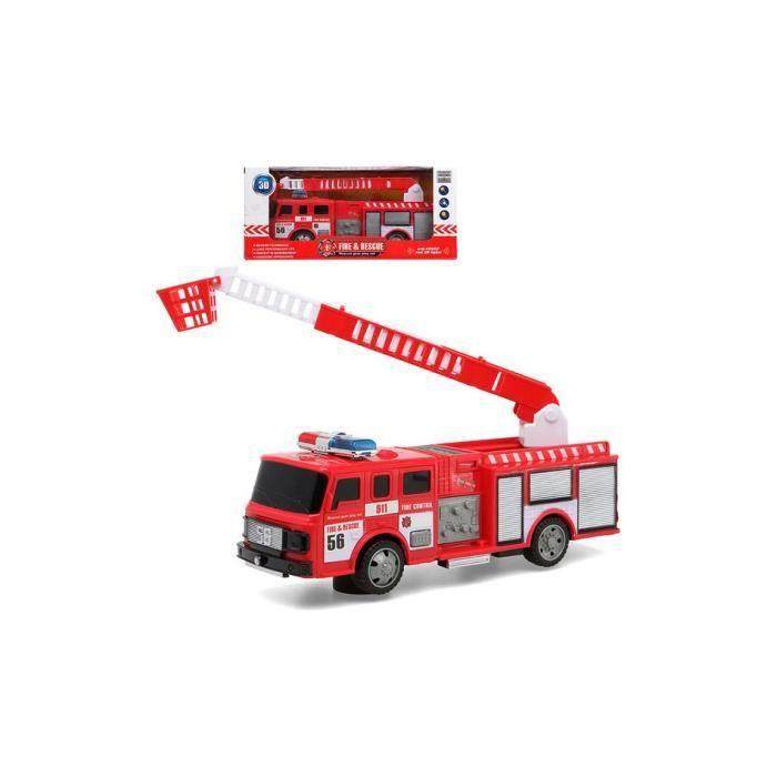 Camion de Pompiers 117912 - BigBuy Fun