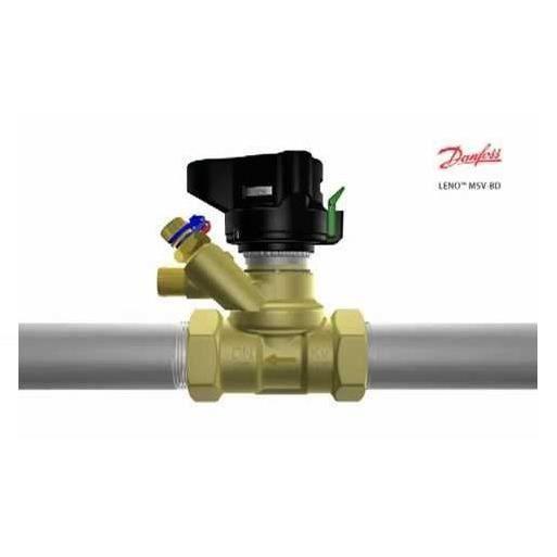 Danfoss 003Z4004 Vanne d'équilibrage MSV-BD leno - DN32 - FF 1'1/4