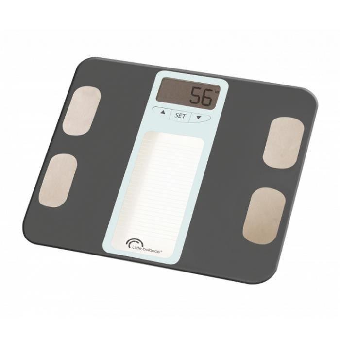 Pèse-personne impédancemètre 180kg 100g - 8191 Little Balance