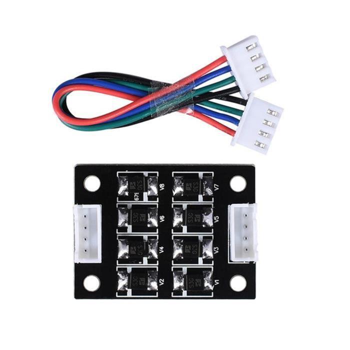 Nouveau module complémentaire Tl Smoother V1.0 pour pilotes de moteur pinter 3D Accessoires pour imprimante 3D Module