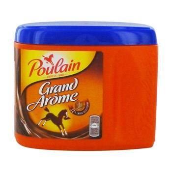 Poulain Chocolat en poudre grand arôme 450g
