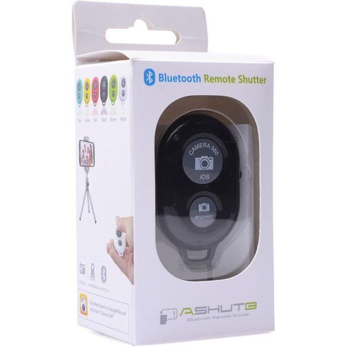Retardateur Bluetooth pour photo Smartphone Tablet.