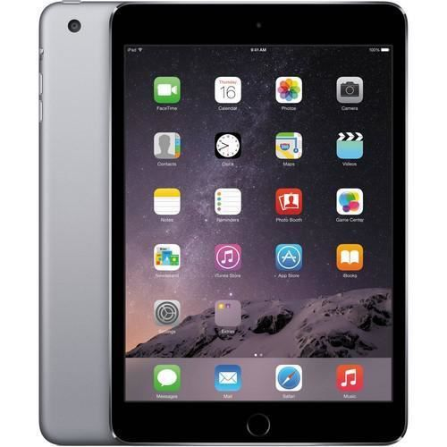 TABLETTE TACTILE iPad Apple iPad Mini Retina 32GB Wifi Gris