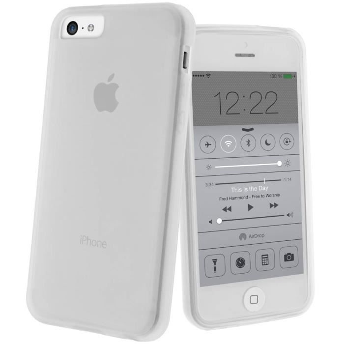 coque iphone 5 blanche