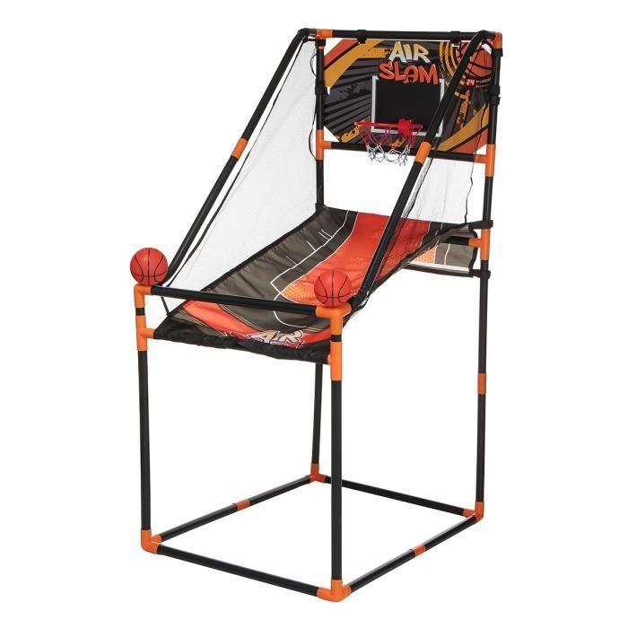 JEU D'ADRESSE AIR SLAM - Panier de basket electronique